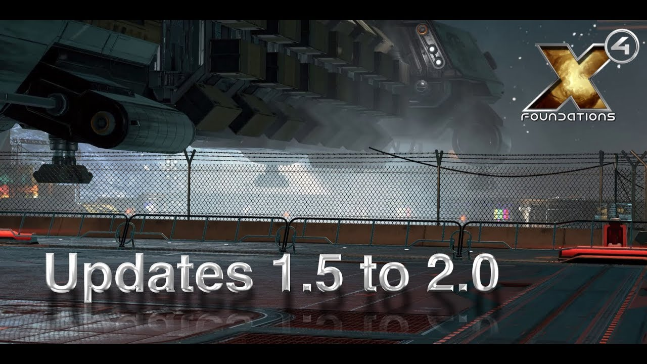 X4 Foundations - GOG / Steam Relz 30-11-18 - General