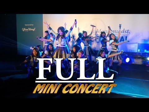 JKT48 MINI CONCERT {FULL} At HSF INDAHNYA SENYUM MANISMU