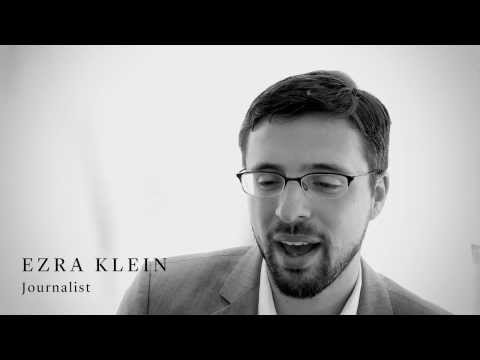 Creative Breakthroughs: Ezra Klein