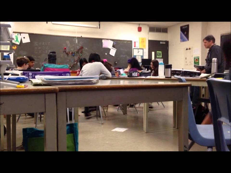 Playing Dead - Classroom Prank - YouTube