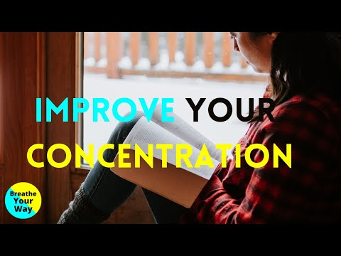 Deep focused | Improve your concentration | Increase Brain power