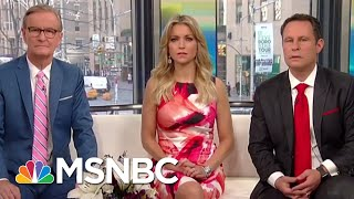 President Donald Trump Wants Repeat Of Bizarre Fox And Friends Interview | All In | MSNBC