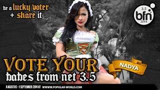 Nadya-BFN 3.5 2014 Sexy Bavarian