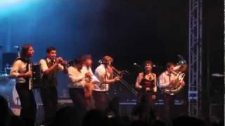 Shantel & Bucovina Club Orkestar - Oh so lovely || Live @ Festival Mundial Tilburg || 19-06-2011