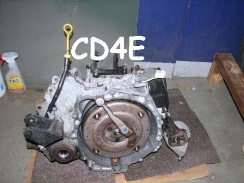 Фото к видео: АКПП CD4E Устройство и нюансы.