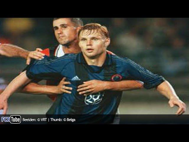 1999-2000 - UEFA-Cup - 03. 32ste Finale - Hapoel Haïfa - Club Brugge 3-1