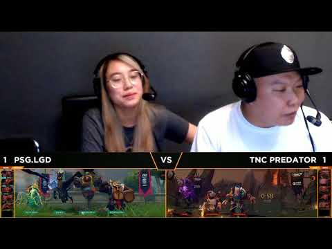 TNC Predator vs PSG.LGD Game 3   MDL Changsha Major   Lower Bracket R2 (Bo3)