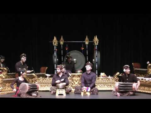 Gilak - UWaterloo Balinese Gamelan Winter 2017