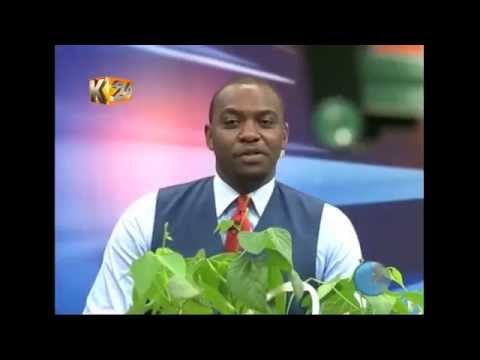 InsureAfrika on Talk Central K24 TV : Getting Candid Kenya's 2016 GES partcipants