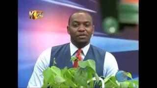 InsureAfrika on Talk Central K24 TV : Getting Candid Kenya's 2016 GES partcipants
