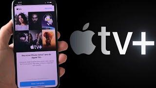 """""""Apple TV+"""" O novo Serviço de Streaming da Apple e Como Ativar 1 Ano Grátis"""