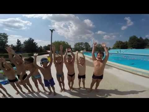 Plavalni KAMP 2016 - Plavalni Klub Ajdovščina, Zavod Za Šport Ajdovščina