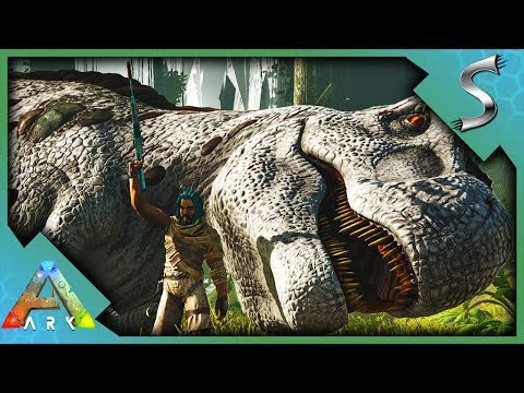 MASS REX TAMING! HIGH LEVEL REX TAMED! - Ark: Survival Evolved [S4E52]