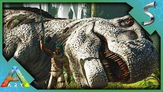 MASS REX TAMING! HIGH LEVEL REX TAMED! - Ark: Survival Evolved…