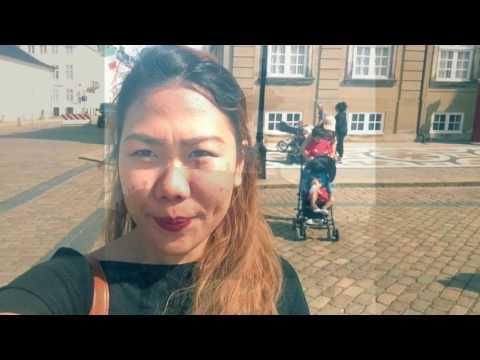 Trip to  Copenhagen Denmark🇩🇰VLOG3
