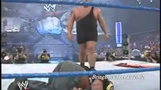 Brock Lesnar Saves Rey Mysterio and attacks big show FPW
