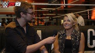 Alexa Bliss On The Women's Revolution, WWE 2K19, Evolution PPV, Trish Stratus