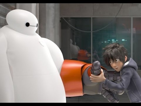 Big Hero 6 Teaser Trailer - Disney Films India Official HD