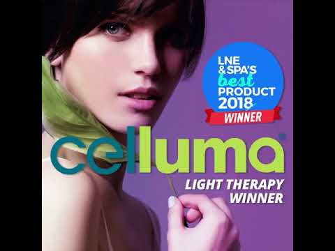 celluma-video:-winner-of-the-aesthetician's-choice-award-for-led-therapy-for-skin-care