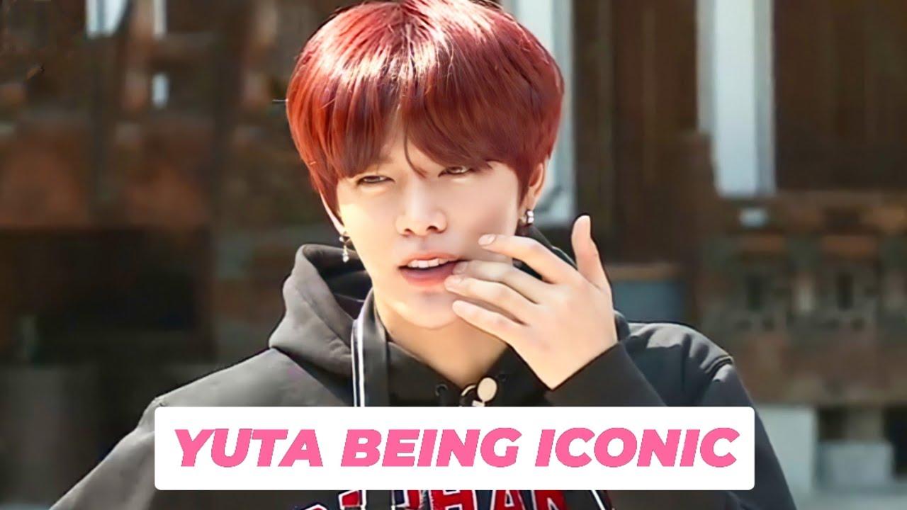 Yuta(NCT) Iconic Moments