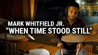 "Meinl Cymbals - Mark Whitfield Jr. - ""When Time Stood Still"""