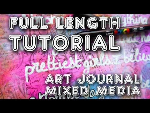 """Studio Time 29 - Audrey Hepburn """"I Believe in Pink"""" (free workshop)!"""