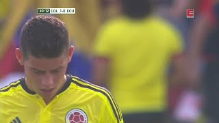 vuclip James Rodríguez vs Ecuador (Home) 15-16 HD 720p [English Commentary]