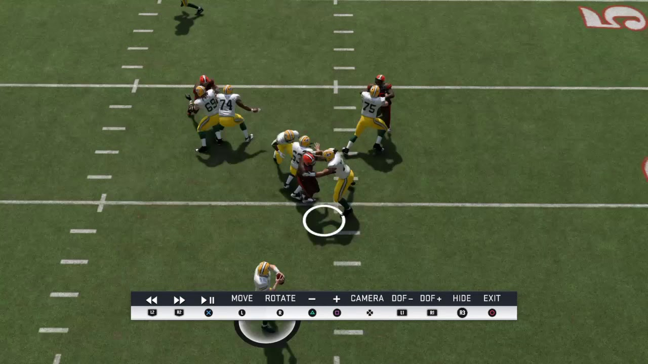 Madden 20 Another Crazy Looking Play