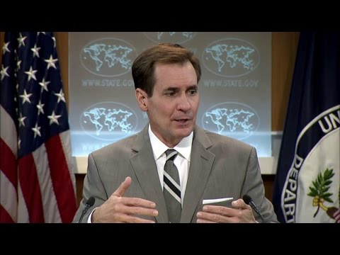 Daily Press Briefing - October 28, 2015