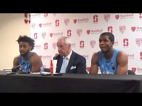 UNC Stanford Roy Williams
