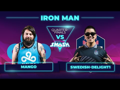 Mang0 vs Swedish Delight - Iron Man Quarterfinals - Smash Summit 7