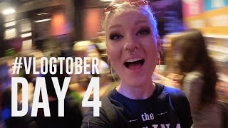 The Ultimate YouTube Party!! | #VLOGTOBER - Day 4 Thumbnail