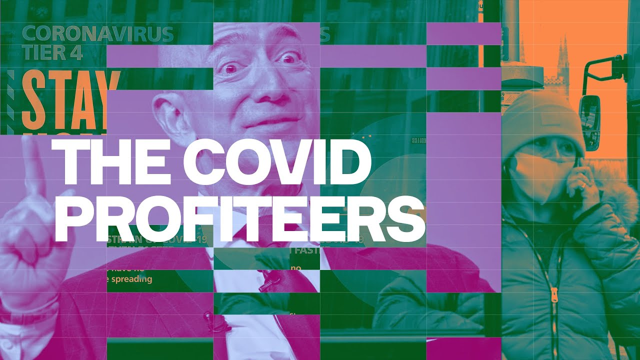 The COVID Profiteers: The Businesses That Made a Packet out of COVID