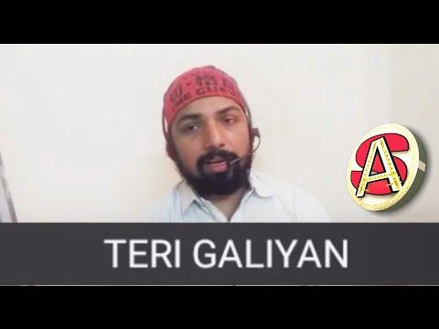Teri Galiya Tutorial By SantAkshat