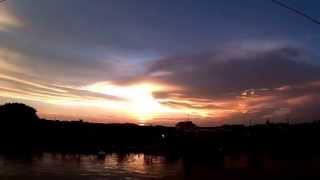Timelapse sunset at menara pandang - Brica B-Pro5 Alpha