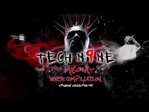 Tech N9ne MEGA Verse Compilation (XXXIV) mp3