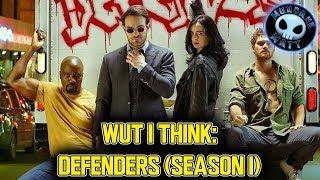 Wut I Think:  DEFENDERS -Season 1 (Review + Spoilers)