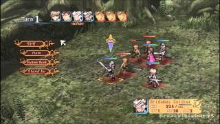 Agarest: Generations of War Gameplay (PC HD)