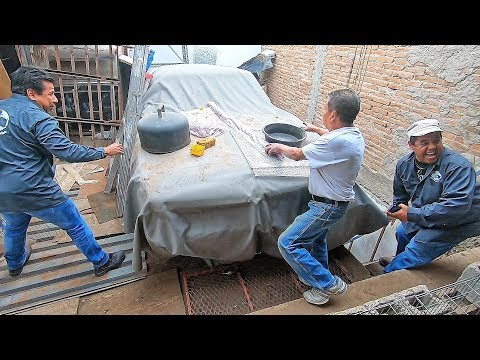 Hunting Barn Finds In Mexico, 1968 Camaros parked 25 years, original wrought-iron VW Bug