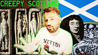 10 DARK SCOTTISH LEGENDS
