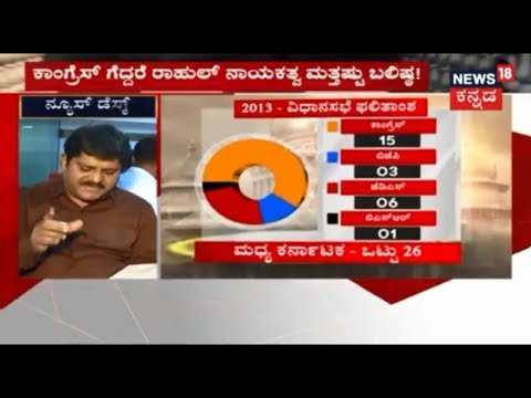 Detailed Analysis | Comparison Of 2018 K'taka Poll Survey With 2013 Winners | May 10, 2018