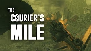 Lonesome Road Part 8 The Courier s Mile - Fallout New Vegas Lore