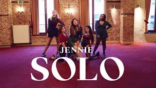 [DANCE COVER CONTEST] Jennie - 'SOLO' Dance cover by Move Nation from Belgium 2018