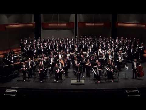 Timo Forsström: Sons of the Midnight Sun - Northern Iowa Wind Symphony & UNI Varsity Men