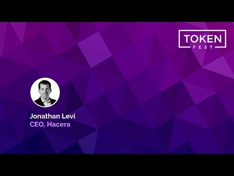 Jonathan Levi - Permissioning and Knowing your Blockchain