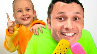 Магазин мороженого - Детская песня. Песни для детей от Майи и Маши