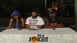 QUEENZFLIP: MOUNT RUSHMORE OF BATTLE RAP - JAZ THE RAPPER ,DAYLYT & MELLY MEL