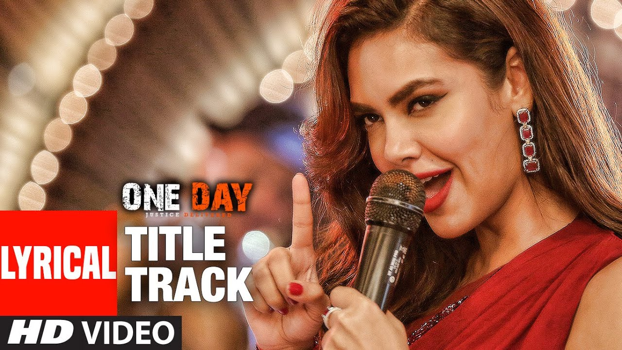 Lyrical: One Day (Title Track) | Anupam Kher, Esha Gupta | Usha Uthup | Joy-Anjan | T-Series Watch Online & Download Free