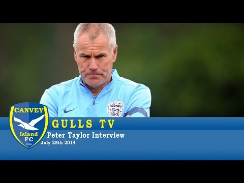 Peter Taylor Interview 25 July 2014