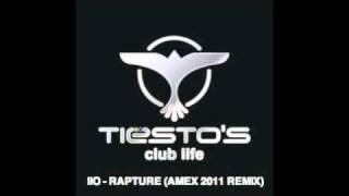 Tiesto Club Life 191 26/11/2010 IIO - Rapture (Amex 2011 Bootleg Remix)